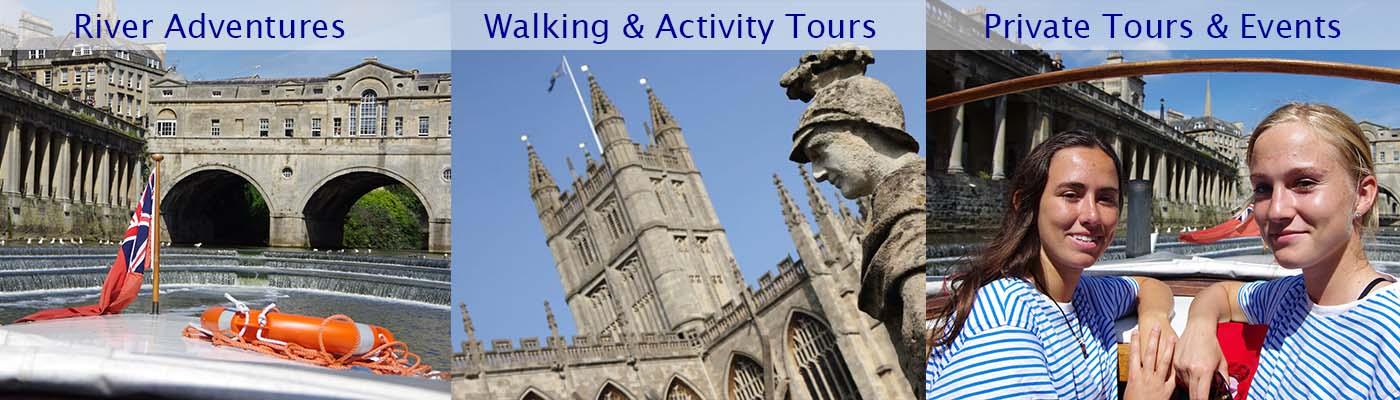 River Adventures & Tours in Bath